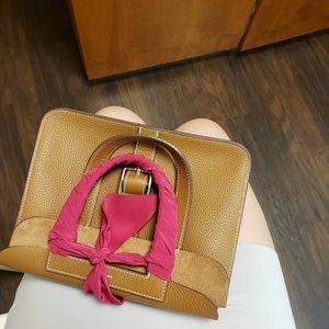 Handbags - Handmade equestrian leather bag
